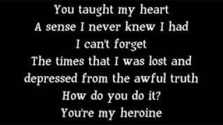 Silverstein- My Heroine Lyrics