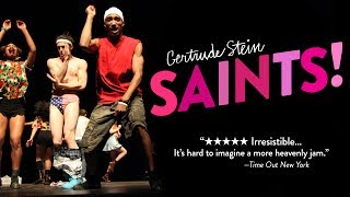 Gertrude Stein SAINTS! Trailer