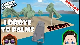 Roblox - 1 hour of Lumber - :D Driving to Palms ;)