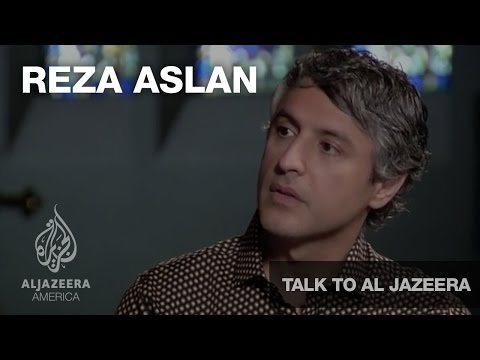Reza Aslan - Talk to Al Jazeera