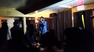 """Chase Hollis NYC """"Harlem"""" performance"""
