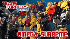 TRANSFORMERS: THE BASICS on OMEGA SUPREME