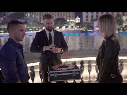 Her Reaction Is Priceless! A Magical Las Vegas Proposal! ( Try Not To Cry!) (Jeff & Tiffany)