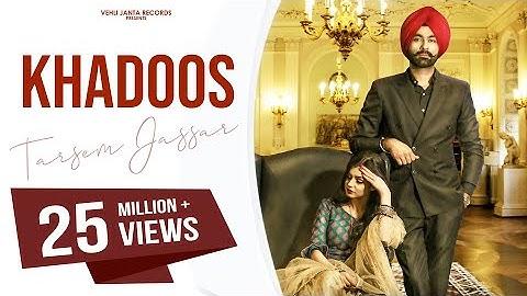 Khadoos : Tarsem Jassar (Official Song) Latest Punjabi Songs 2018   Vehli Janta Records