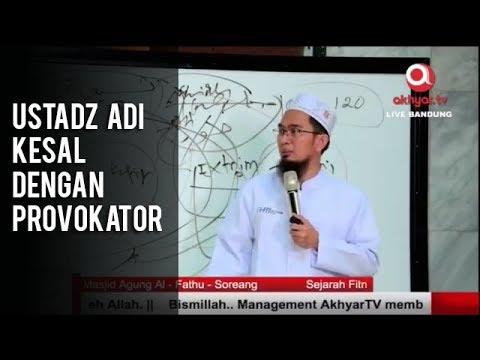 Sejarah Munculnya Golongan Syi'ah - Ceramah Ustadz Adi Hidayat Terbaru 2019