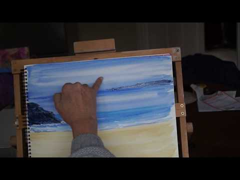 Getting started with painting in Acrylics