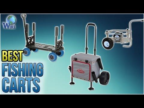 9 Best Fishing Carts 2018