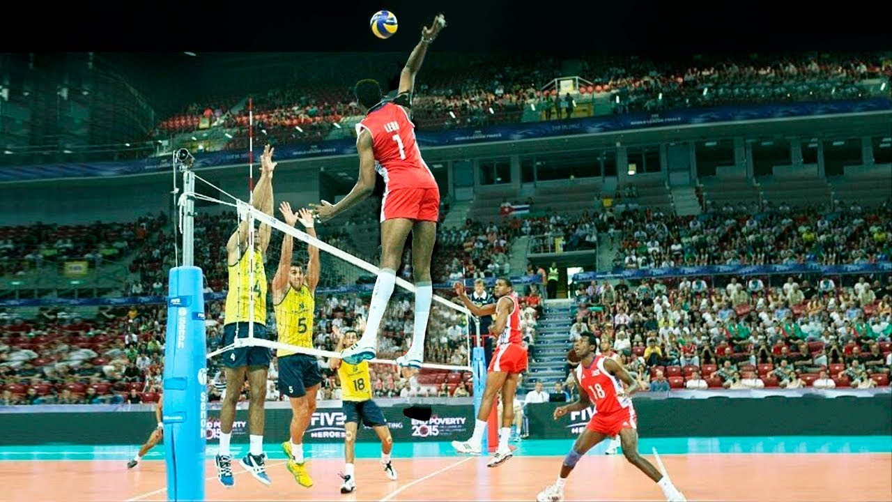 TOP 5 » Best Volleyball Players, Expelled from the Cuba