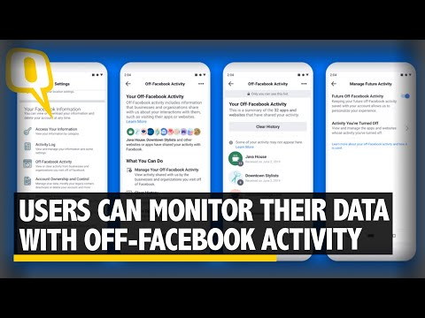 Facebook's New Privacy Feature Will Let Users Monitor Their Data