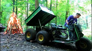 100hp-engine-swapped-5-wheeler-ride-and-dump-test