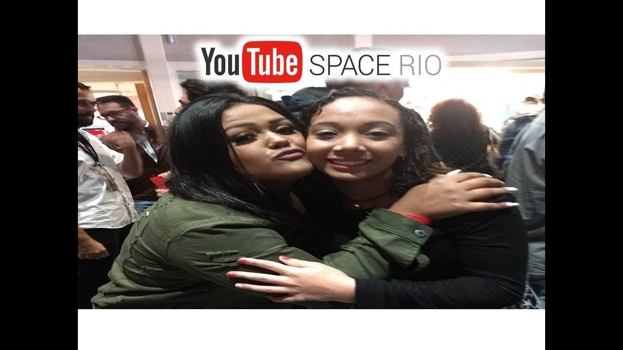 e22ef18deee1a FESTA DO YOUTUBE SPACE DO RIO DE JANEIRO - YouTube