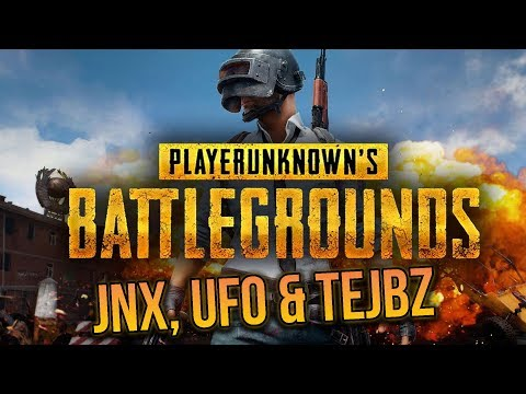 VA FANKEN GÖR JAG - Playerunknowns Battleground med Ufo & Tejbz