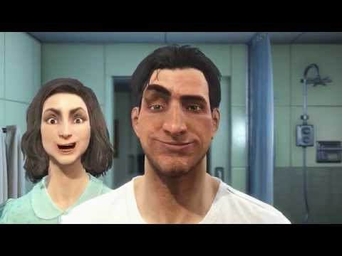 Fallout 4 - Immersive Facial Animations Mod
