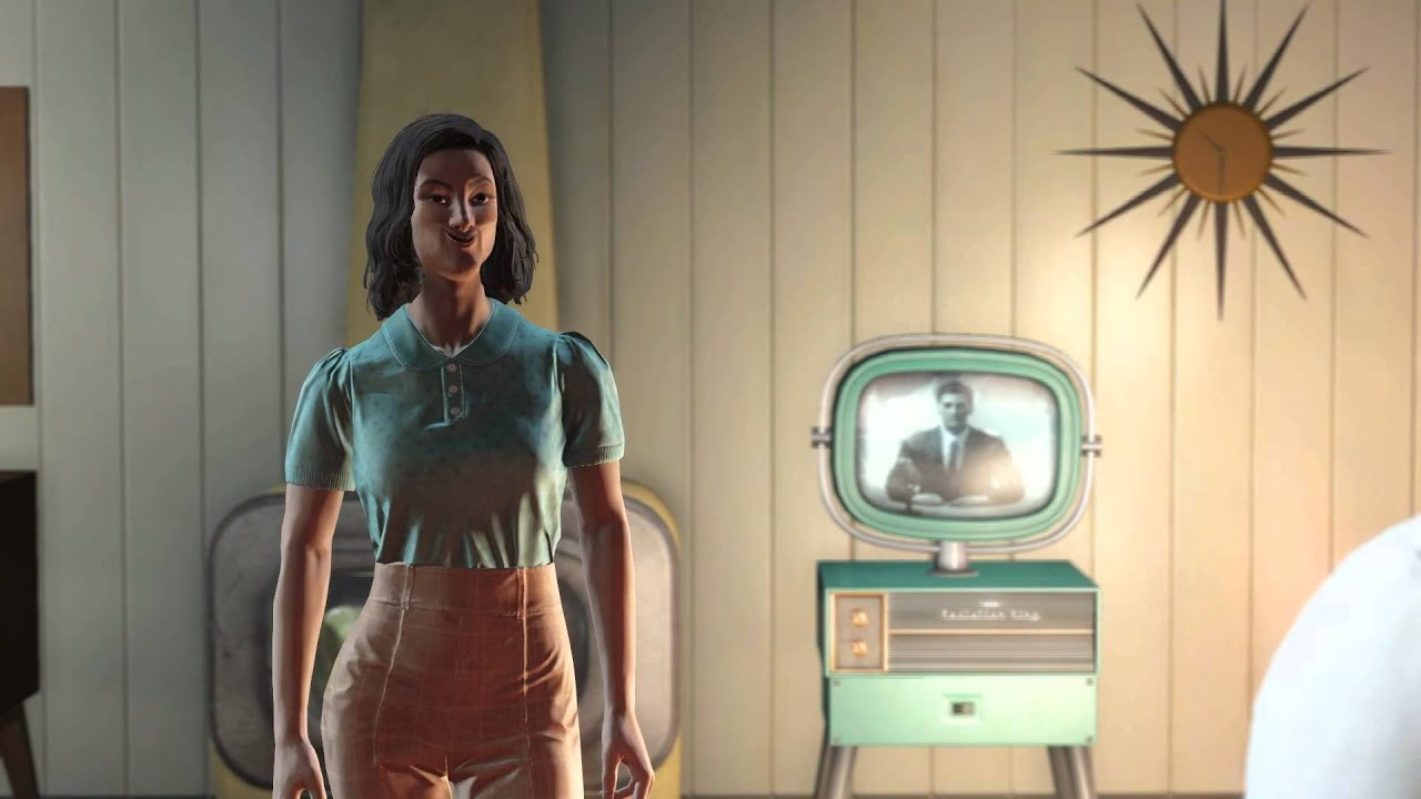 Fallout 4 Mods of the Week: Twisted faces and remodeled
