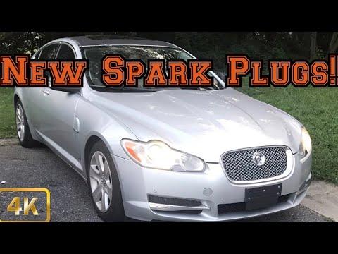 DIY Spark Plugs On A 2009 Jaguar XF!!