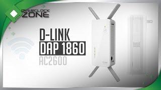 รีวิว D-Link DAP-1860 : AC2600 MU-MIMO Wi-Fi Range Extender