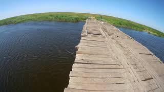 Рыбалка ПАУКОМ на СИБИРСКОЙ реке!!!