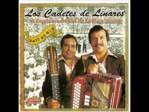 EL PALOMITO - LOS CADETES DE LINARES LETRA