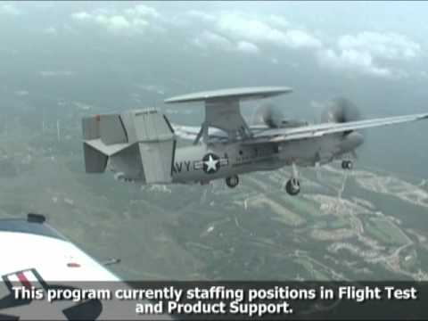 E-2D Advanced Hawkeye First Flight