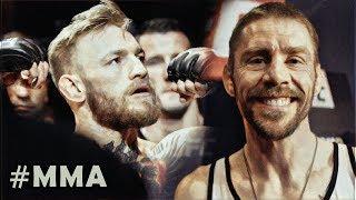 TJ. Dillashaw's coach waxes lyrical on Conor McGregor ...    &more