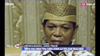 Laporan Utama: Tolak Berhubungan Intim, Istri di Magetan Dibunuh Suaminya - Patroli.