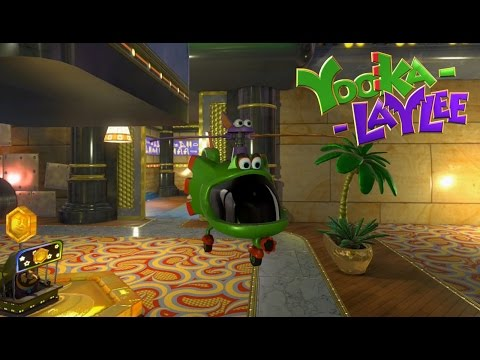 FREQUENT FLYER - Yooka-Laylee (Part 24)
