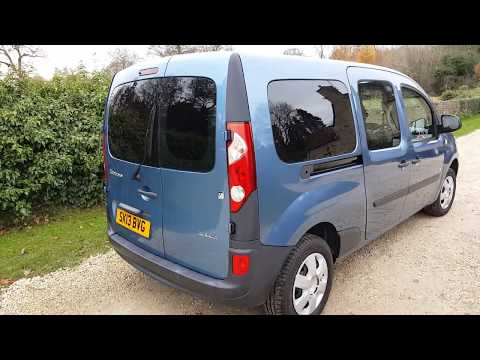For sale - Renault Kangoo ZE 5-seater 100% electric