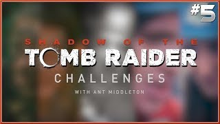 SHADOW OF THE TOMB RAIDER - Challenges With Ant Middleton CHALLENGE 5 In the Deep End (2018) HD