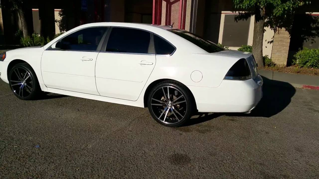 Watch moreover 2014 Chevrolet Ss Ultimate Auto likewise Love My 22 Wheels 115148 as well 537617274238619788 furthermore Categories. on chevy impala on 20 inch rims