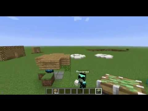 Minecraft 1.5.2 как сделать поршень 986