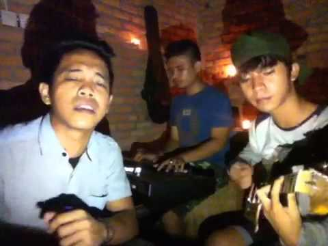 Armada-jangan marah lagi cover by ink