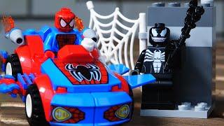 Веном и Спайди - LEGO Juniors 10665