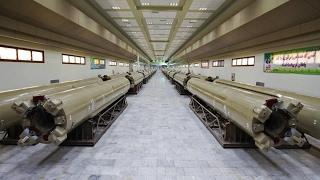 أخبار عالمية - #إيران تنشئ ثالث مصنع للصواريخ الباليستية