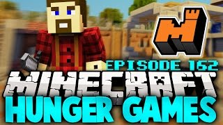 "Minecraft Hunger Games: ""Time For Change!"" - Ep 162"