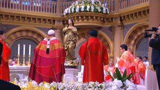 Thánh lễ tại nhà thờ chính tòa Bangkok, hy vọng của Đức Thánh Cha nơi giới trẻ Thái Lan và Á Châu