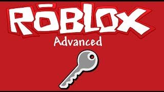 Roblox Advanced Scripting Tutorial 7 - Key Press Event