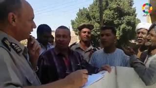 فيديو وصور| فض اعتصام طلاب
