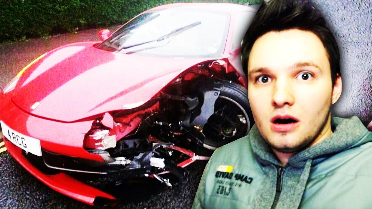 Superwagen Totalschaden Crash Wheels Youtube