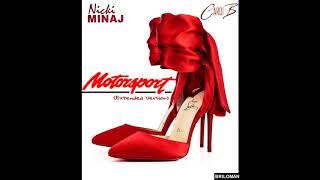 Nicki Minaj & Cardi B - MOTORSPORT (Extended Solo Version)