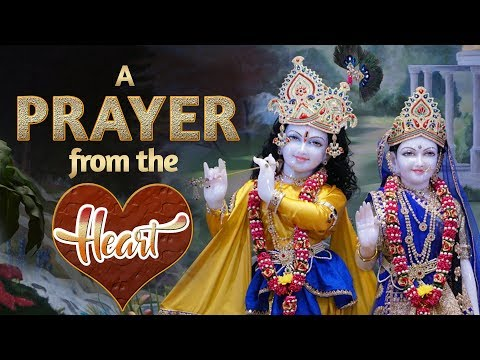 A Prayer from the Heart | Daily Prayer | by Swami Mukundananda