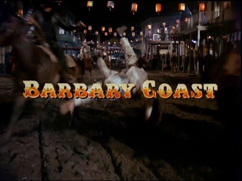 Barbary Coast TV Series Opening/Closing Credits (1975-1976)