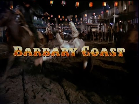 Barbary Coast TV Series Closing Credits 19751976
