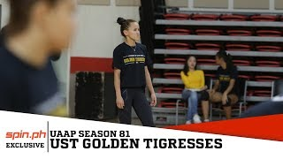 SPIN.ph Exclusive: UST Golden Tigresses