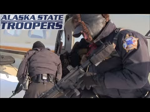 Alaska State Troopers S4 E3: Alaska Chainsaw Massacre