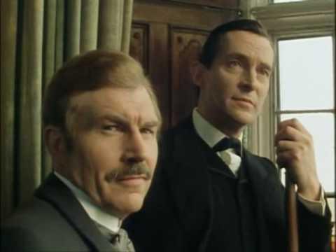 Meet Mycroft Holmes