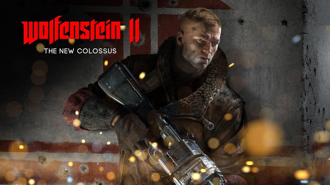 Wolfenstein® II: The New Colossus™ chapter 2 Manhattan