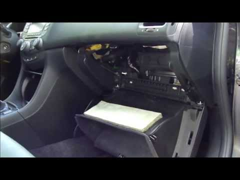 replace cabin air filter honda accord years   pollen filter youtube