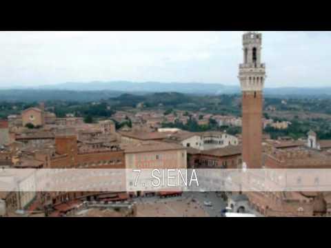 Las ciudades más bellas de Italia