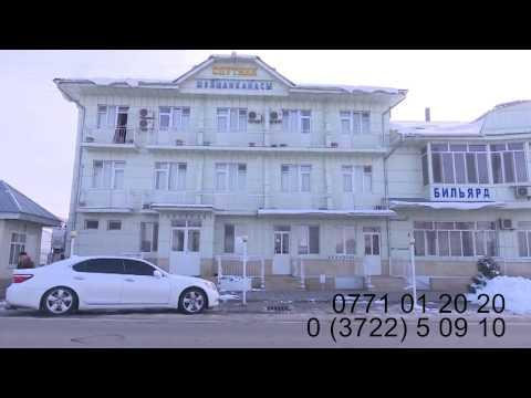 Гостиница Спутник/Sputnik Hotel, Кыргызстан/Kyrgyzstan, Джалал-Абад/Djalal-Abad