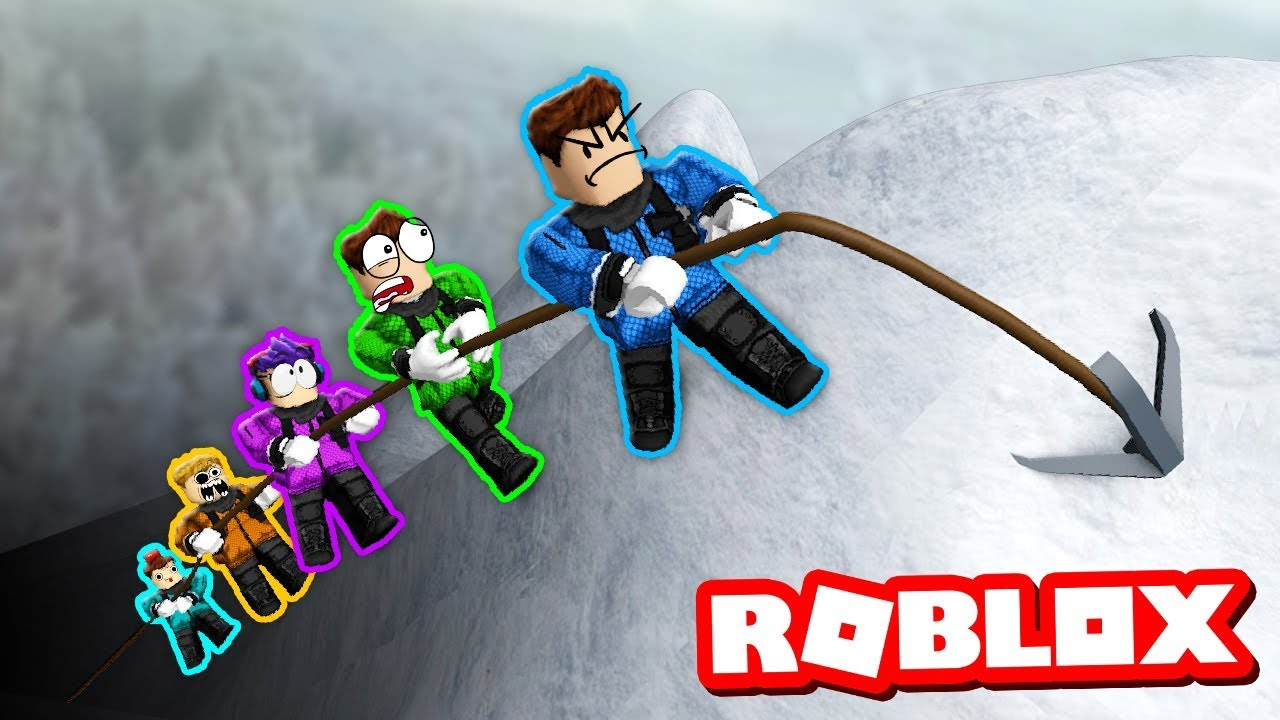 Roblox Everest Roleplay Halloween 2020 CLIMBING 9,999 FT TO THE TOP OF MOUNT EVEREST! (Roblox Mountain